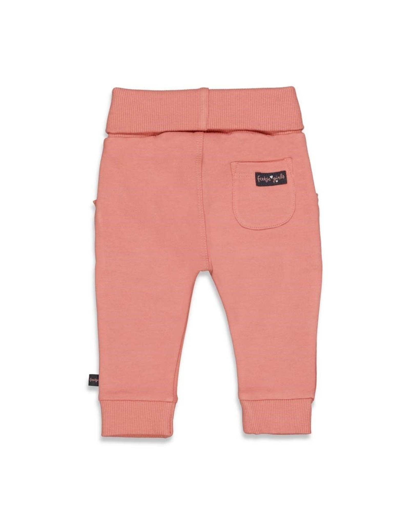 Feetje Broek - Full Of Love Terra Pink