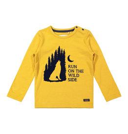 Koko Noko Boys T-shirt ls Ochre