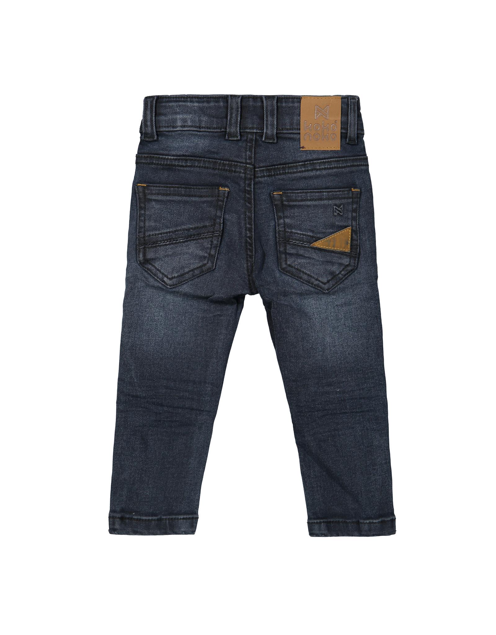 Koko Noko Boys Jeans Darkbluejeans