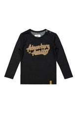 Koko Noko Girls T-shirt ls Black