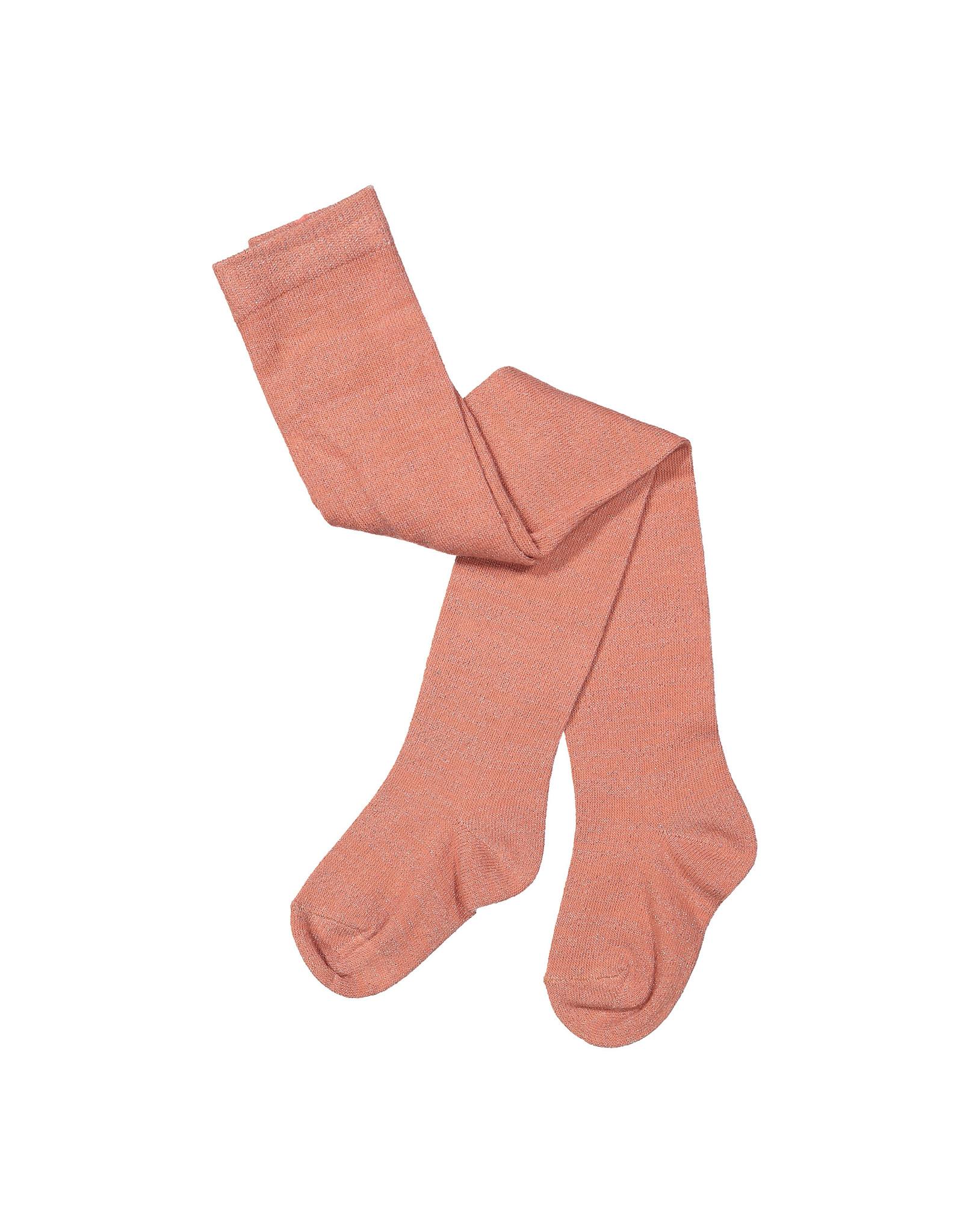 Koko Noko Girls 2-pack tights Dusty pink + navy
