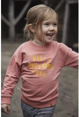Koko Noko Girls Sweater ls Dusty pink