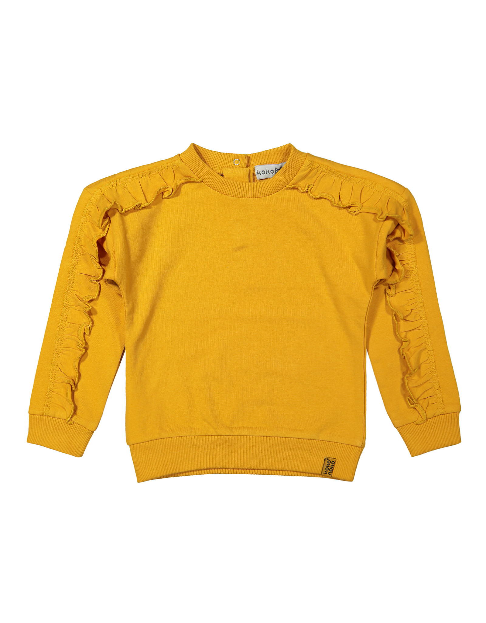 Koko Noko Girls Sweater ls Ochre