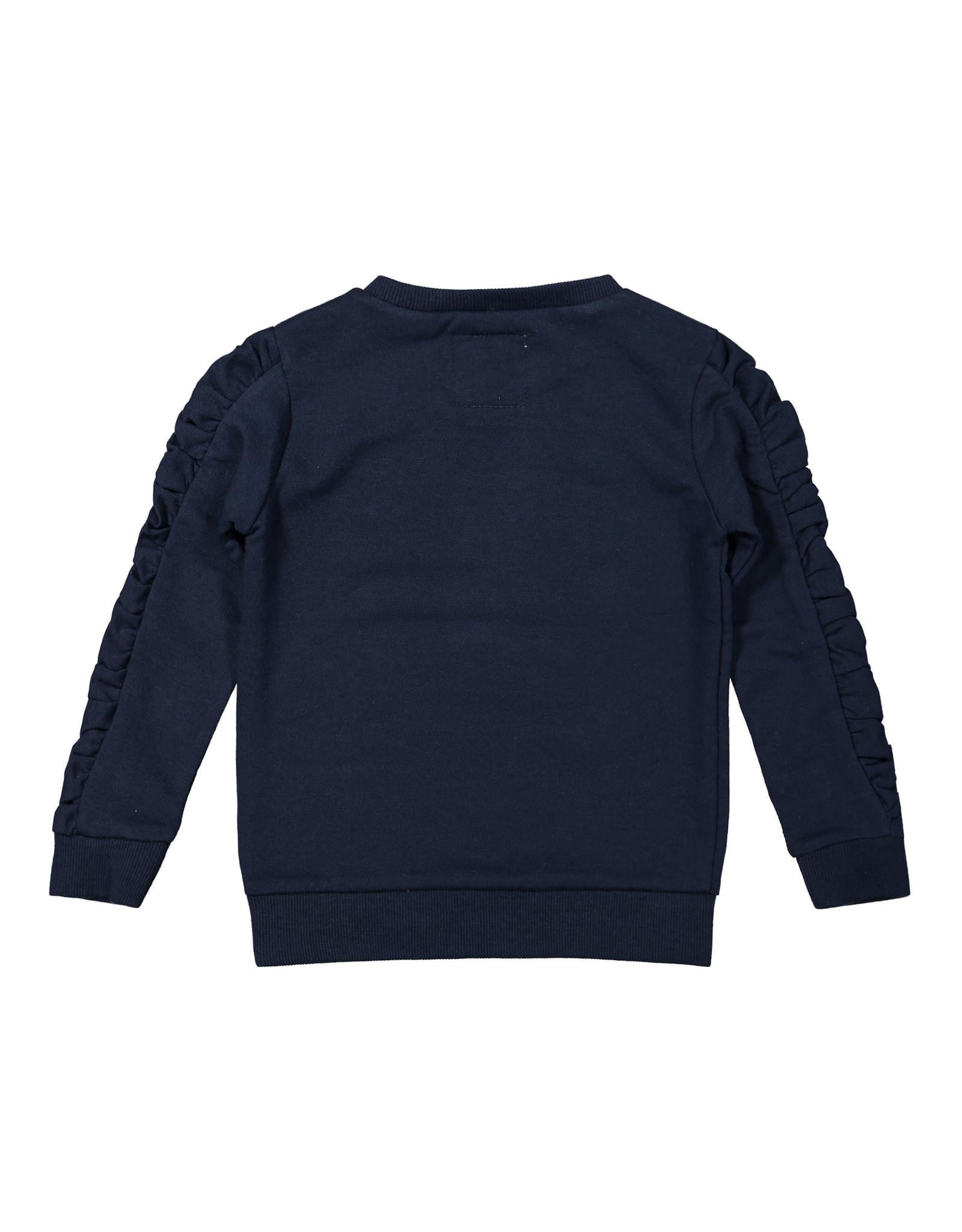 Koko Noko Girls Sweater ls Navy