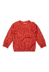 Koko Noko Girls Blouse ls Red