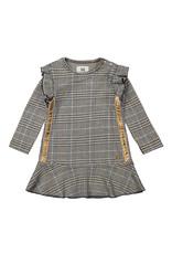 Koko Noko Girls Dress ls Grey