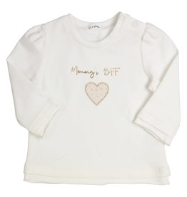 Gymp LONGSLEEVE - MOMMY'S BFF - AER OFF-WHITE