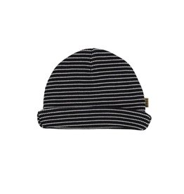 BESS Hat Striped Waffle Anthracite