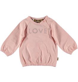BESS Shirt l.sl. LOVE Pink
