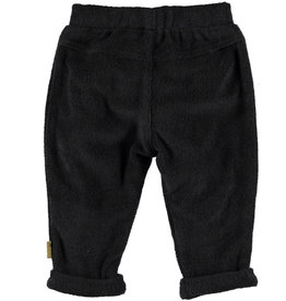 BESS Pants Terry Anthracite