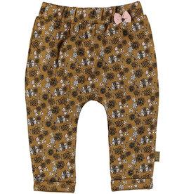 BESS Pants AOP Flower Dessin