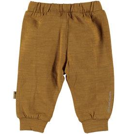 BESS Pants Ruffles Brown