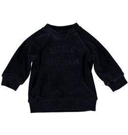 BESS Sweater Velvet Blue