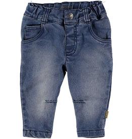BESS Pants 5-pocket Denim Stone Wash