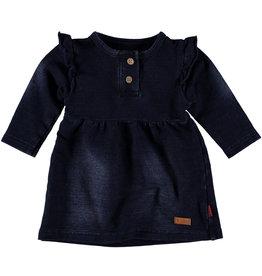BESS Dress Jogdenim Dark Wash