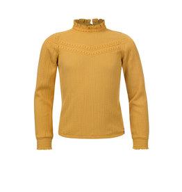 Looxs 10Sixteen Crinkle top Yolk yellow