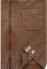 Looxs 10Sixteen G.dyed twill jog skirt Medium brown
