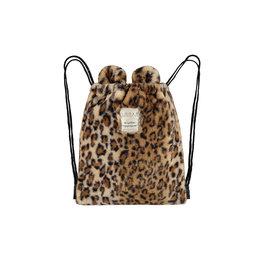 Looxs Little backpack animal fur Animal Fur