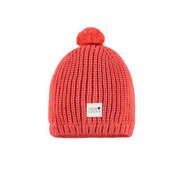 Looxs Little knitted hat BRICK