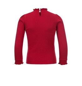 Looxs Little t-shirt Deep Red