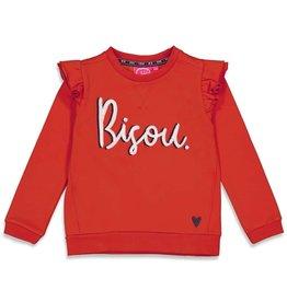 Jubel Sweater - Club Amour Rood