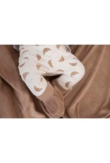 Feetje Broek AOP - Little Croissant Offwhite