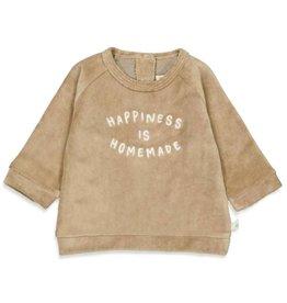 Feetje Sweater - Little Croissant Zand