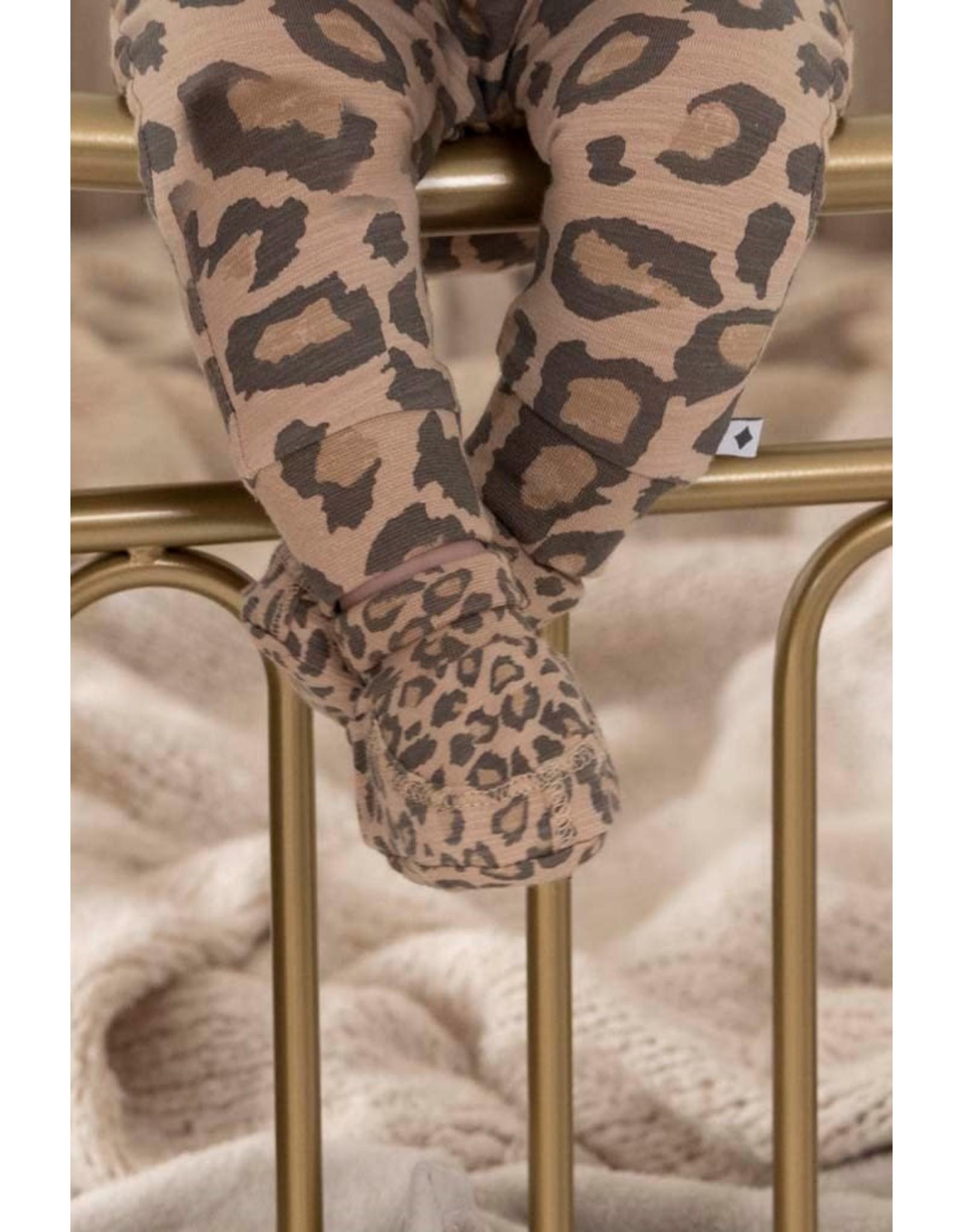 Feetje Broek AOP - Made Of Dreams Zand