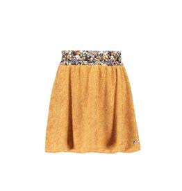 Like Flo Flo girls terry high smock waist skirt Camel