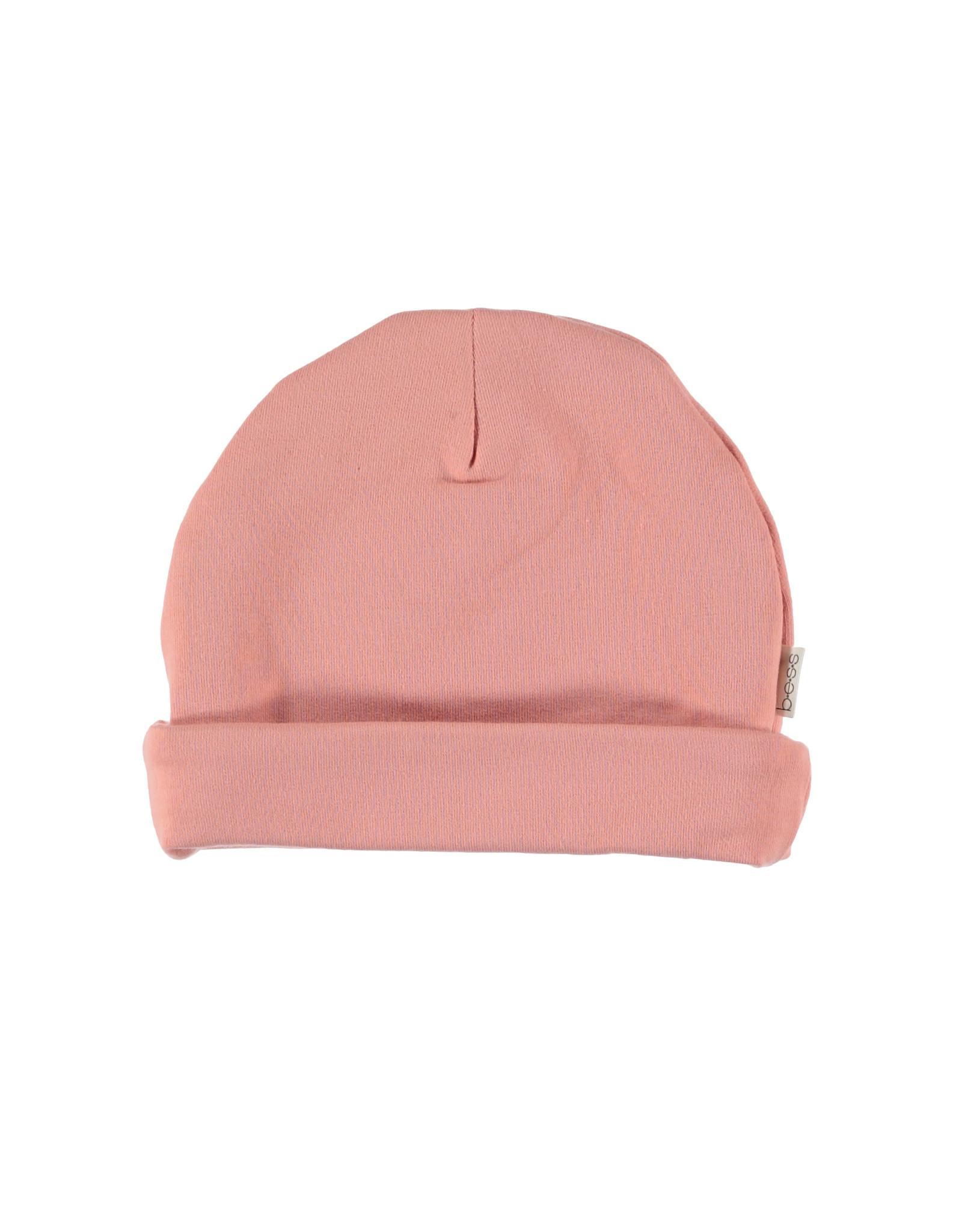 BESS Hat Dusty Rose