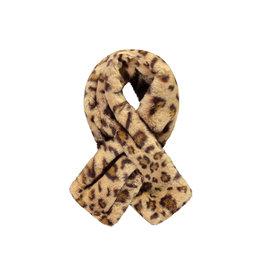 Like Flo Flo baby girls fur scarf double layer Animal