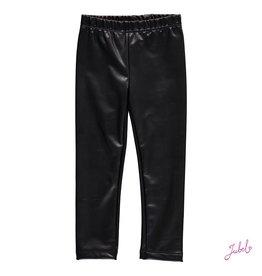 Jubel Legging lederlook 700 zwart NOS