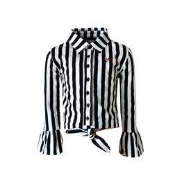 Topitm Tara Blouse stripe/aop