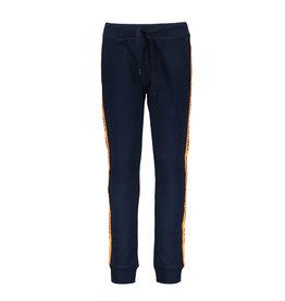 Tygo & vito T&v jog pants contrast tape Navy
