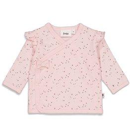 Feetje Overslagshirt - Cutest Thing Ever Roze