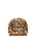 Like Flo Flo baby girls fur hat with rib Animal