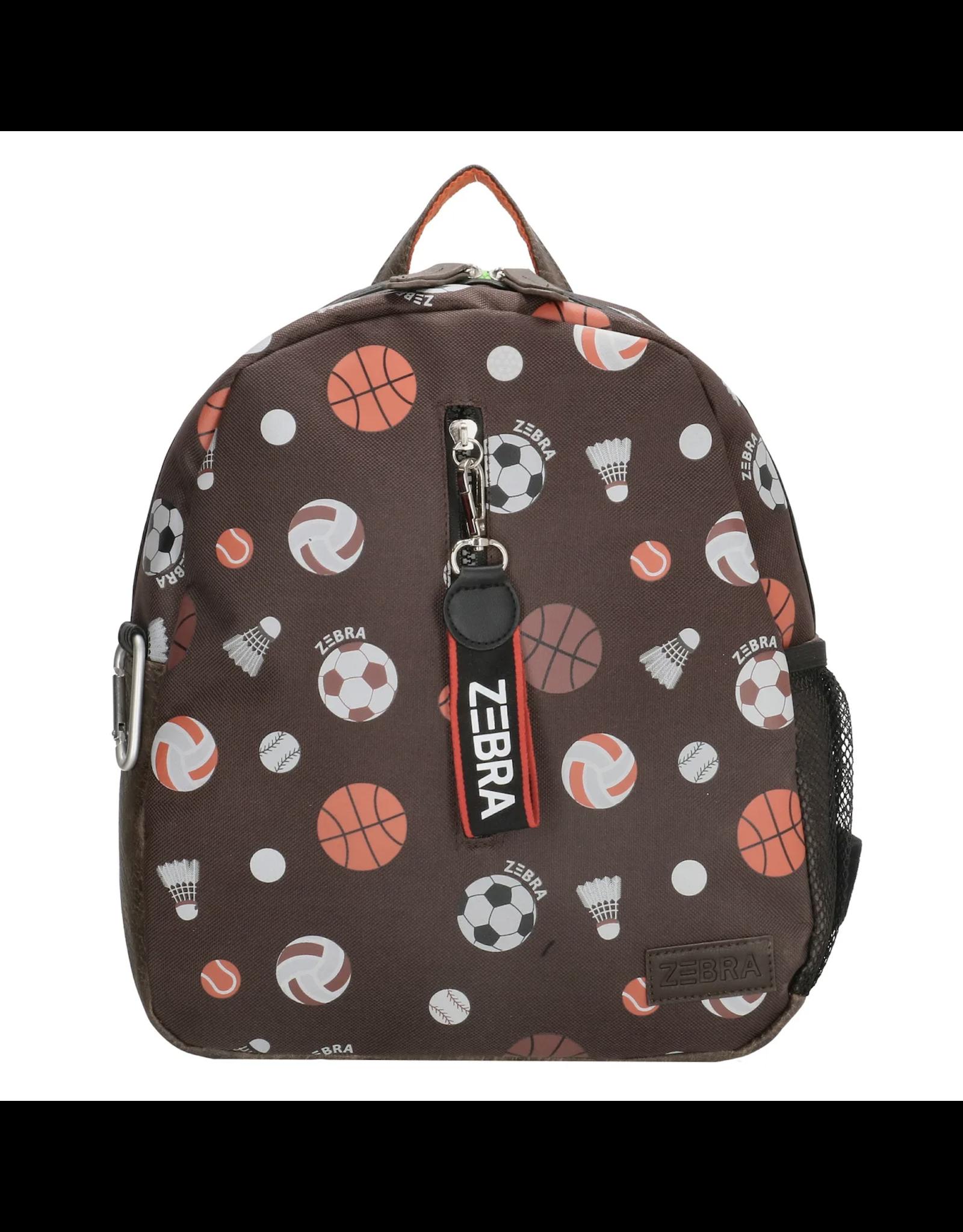 Zebra Backpack Boys Sports