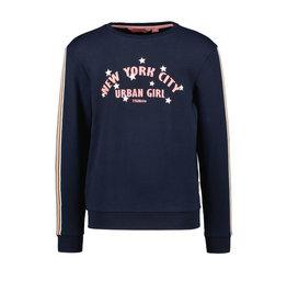 Tygo & vito T&v sweater with tapes Navy