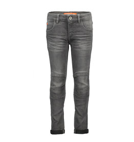 Tygo & vito T&v fancy jeans double kneepatches skinny Mid Grey Denim