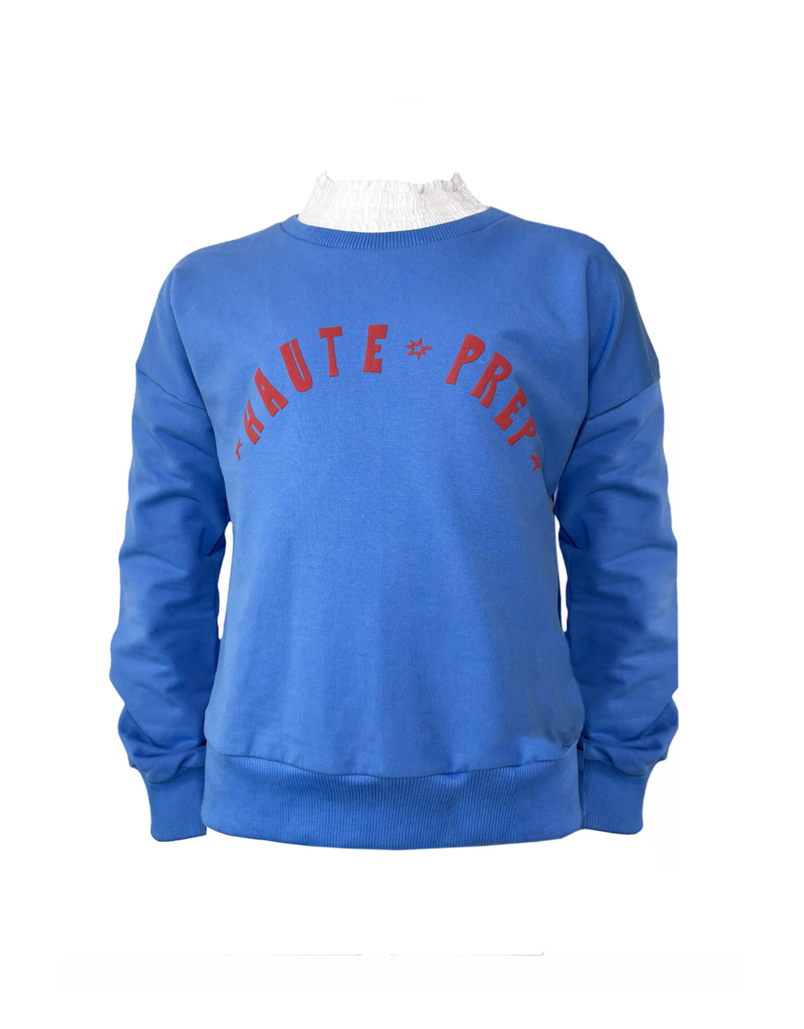 Topitm Ariana sweater light blue