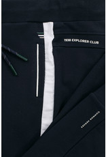 Common Heroes BOBBY sporty sweat pants navy