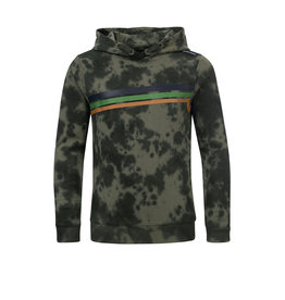 Common Heroes STEFAN Hoody sweater army