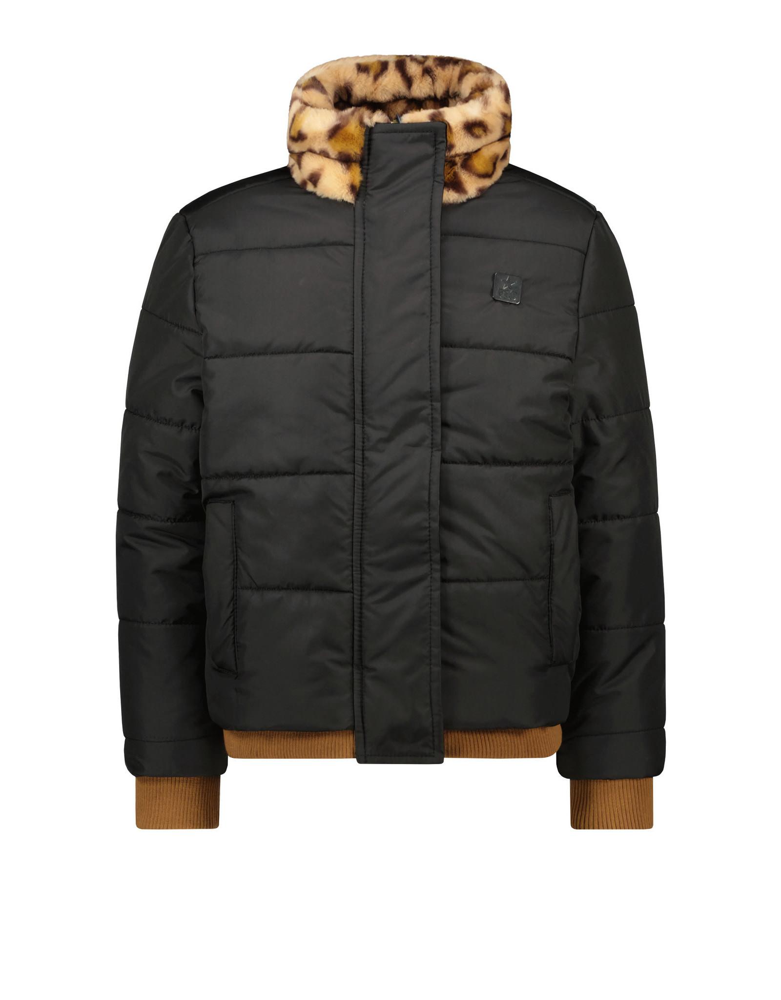 Like Flo Flo girls fancy fur jacket Antra