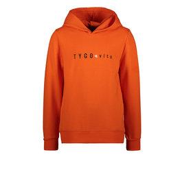 Tygo & vito T&v hoody TYGO & vito embro Orange