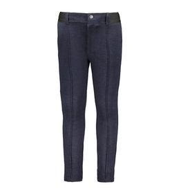 B-nosy Boys check pants 181 clever black/blue check
