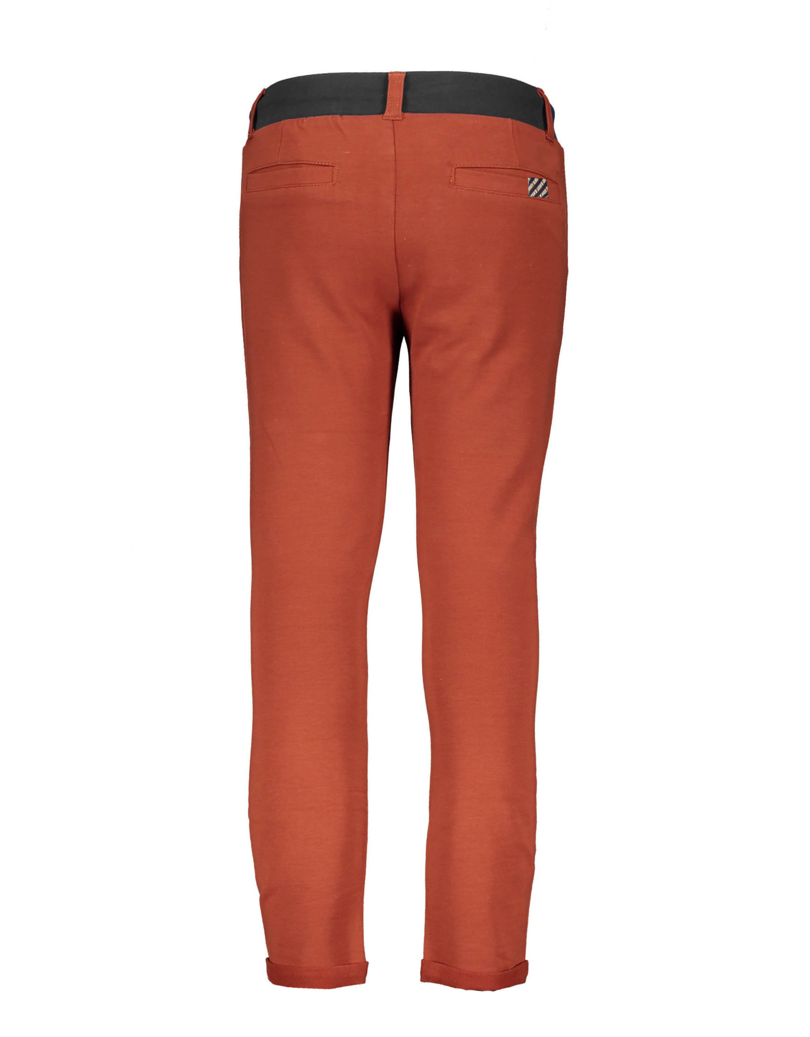 B-nosy Boys sweat pants with folded hem 223 brique