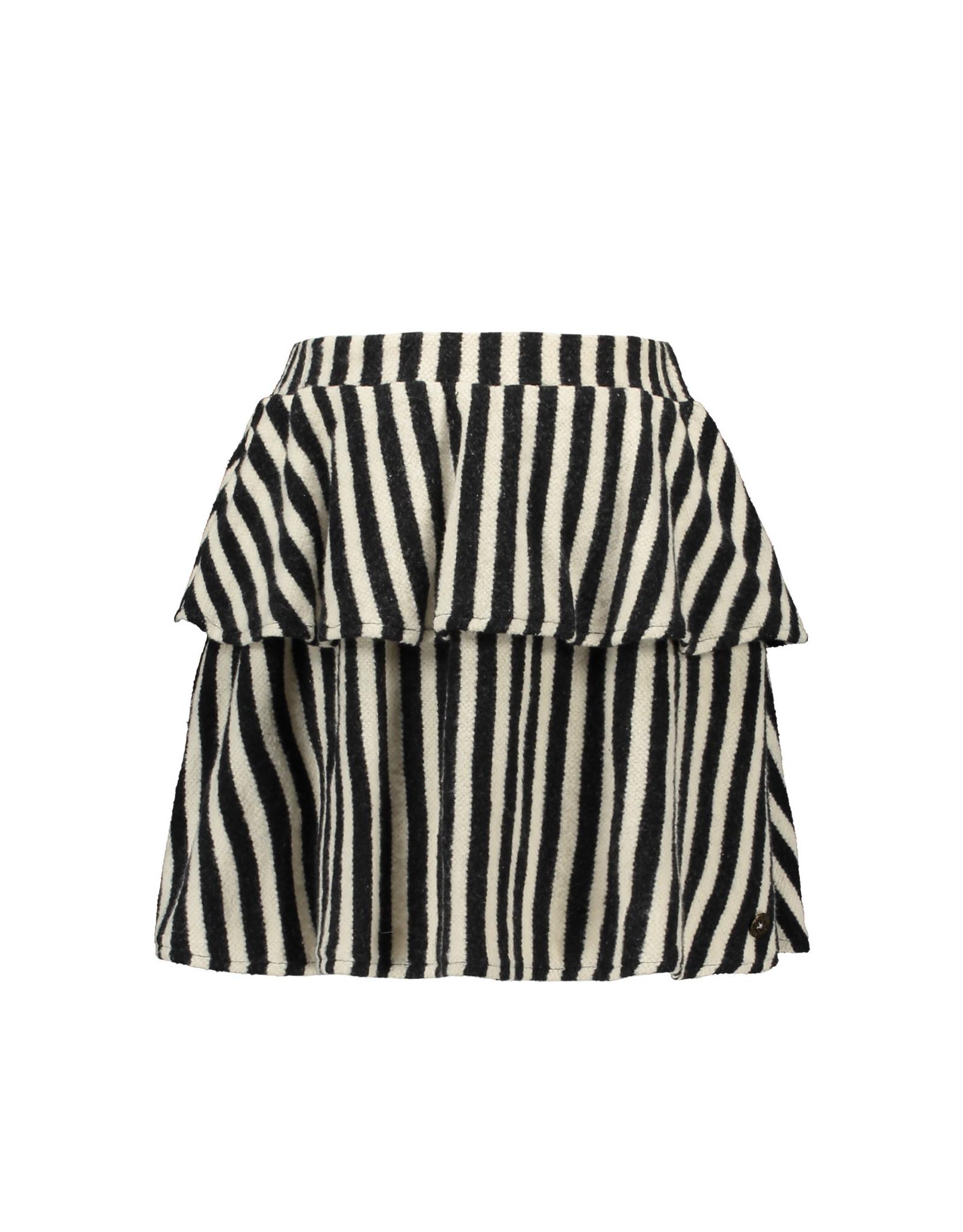 Like Flo Flo girls yd fleece skirt Stripe