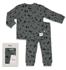 Feetje Spotted Sam - Premium Sleepwear by FEETJE Grijs melange