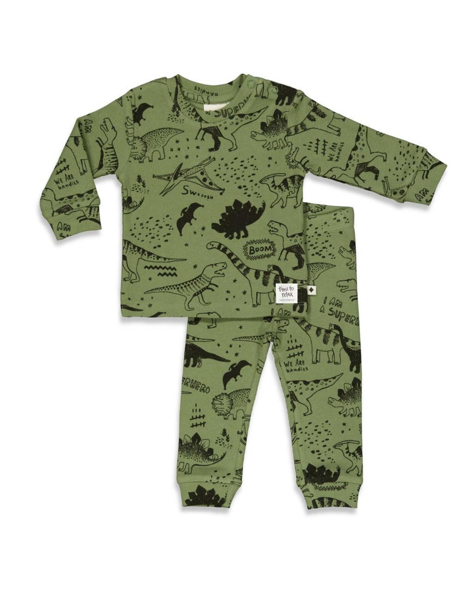 Feetje Dino Drew - Premium Sleepwear by FEETJE Army