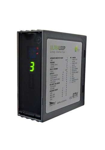 1 channel loop detector